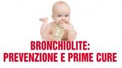 Bronchiolite: prevenzione e prime cure