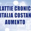 Malattie croniche: in Italia costante aumento