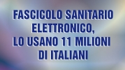 Fascicolo Sanitario Elettronico: lo usano 11 milioni di italiani