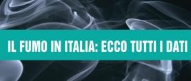 Il Fumo in Italia: ecco tutti i dati