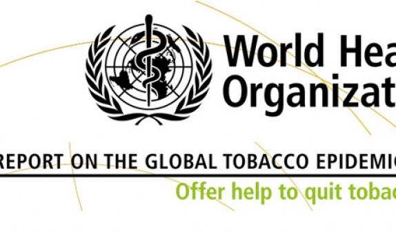 Rapporto Fumo OMS: ancora 1.1 miliardi di fumatori al mondo