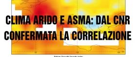 Clima arido e Asma: dal CNR confermata la correlazione