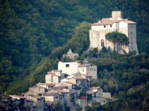 montenero sabino castello