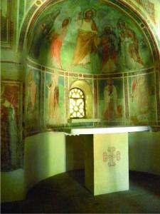 chiesa san leone capena leprignano