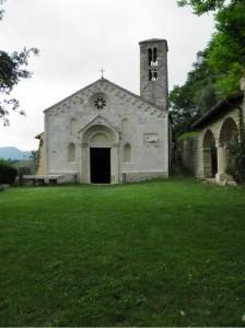 chiesa santa vittoria monteleone sabino