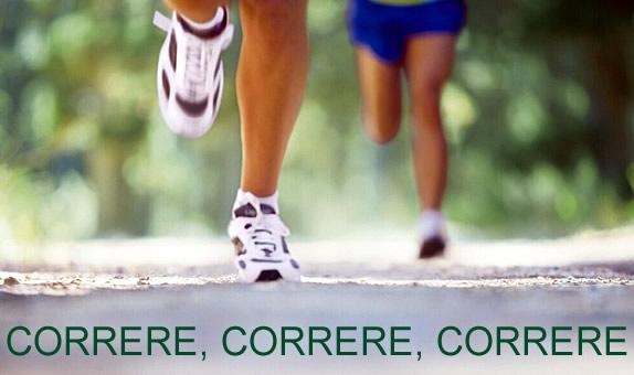 Correre, Correre, Correre …. salvaguardiamo i nostri piedi