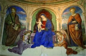 chiesa sant'antimo nazzano