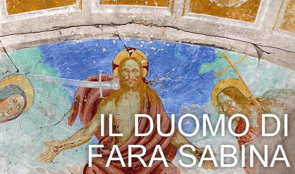 Il Duomo di Fara Sabina