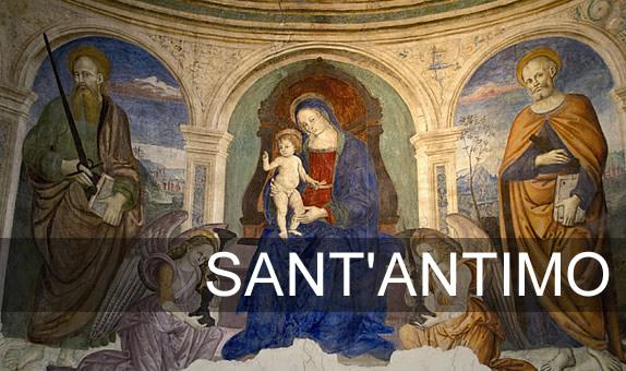 Sant'Antimo a Nazzano