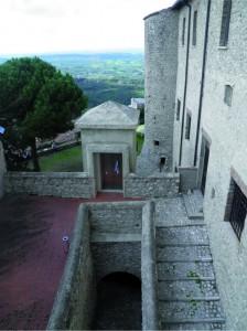castello savelli palombara sabina