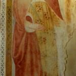 26 Affresco della Maddalena - Chiesa San Paolo - Poggio Mirteto