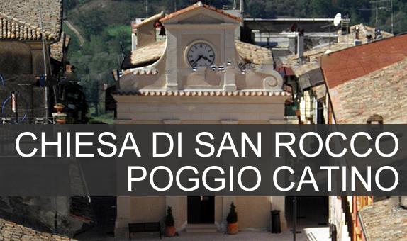 La Chiesa di San Rocco – Poggio Catino