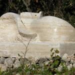 11 Silvia Scaringella - Mai nelle stesse acque - Percorso d'Arte di Castiglione, Palombara Sabina