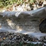8 Fabio Arrabito - Fossile -  Percorso d'Arte di Castiglione, Palombara Sabina