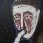 Mimmo Palladino - Senza Titolo - 1986
