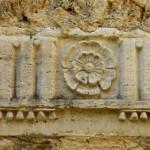 Bassorilievo romano a San Donato - Castelnuovo di Farfa