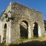 San Donato dal lato sud est - Castelnuovo di Farfa