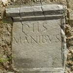 Iscrizione romana a San Donato - Castelnuovo di Farfa