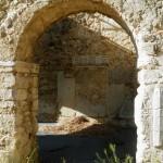 Chiesa di San Donato, lato Sud  - Castelnuovo di Farfa