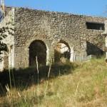 Chiesa di San Donato, lato Sud Est - Castelnuovo di Farfa