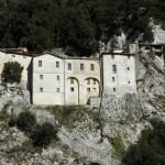 santuario di greccio rieti