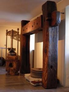 Museo dell'Olio Castelnuovo di Farfa