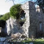 Chiesa del Santissimo Salvatore - Rocca di Castiglione di Cottanello