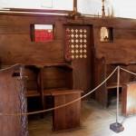 Santuario Francescano Greccio, Chiesa di San Bonaventura - Coro dei Frati