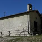 Chiesa di San Sebastiano - Rocca di Castiglione di Cottanello
