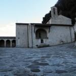 Santuario del Sacro Speco di San Francesco nei pressi di Narni