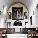 Chiesa del Santuario del Sacro Speco di San Francesco nei pressi di Narni