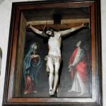 Crocefisso della Chiesa del Santuario del Sacro Speco di San Francesco nei pressi di Narni