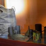 Museo dell'Olio - Strumenti di Raccolta e di Misura