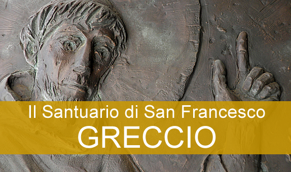 Il Santuario di San Francesco a Greccio
