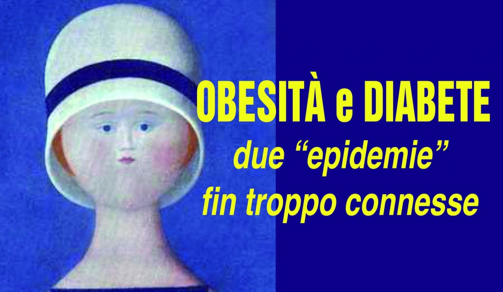 """Obesità e diabete: due """"epidemie"""" fin troppo connesse"""