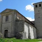 San Salvatore Maggiore a Concerviano, la Chiesa