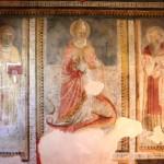 San Silvestro, San Leonardo, Sant'Antonio - Chiesa di San Silvestro in Castello - Castelnuovo di Porto