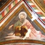 San Giovanni Evangelista - Chiesa di San Silvestro in Castello - Castelnuovo di Porto