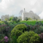 Grotta Marozza - Panoramica della cima del colle