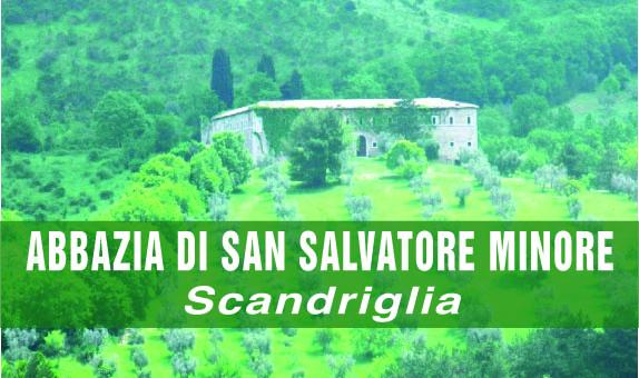L'Abbazia di San Salvatore Minore a Scandriglia