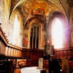Basilica di Farfa - Il Coro