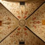Basilica di Farfa - Volta a grottesche