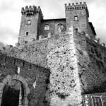 Collalto - Il Castello dalla porta delle mura