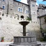 Collalto - Il Castello e la Fontana Ottagona