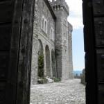 Collalto - Ingresso al Castello dal Ponte Levatoio