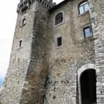 Collalto - Ingresso del Castello