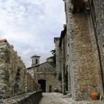 Collalto - Mura del Castello
