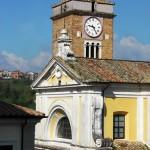 Parrocchiale e Campanile - Castelnuovo di Porto