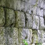 Ponte Sambuco - Via Salaria Antica - Fornice, particolare