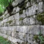 Ponte Sambuco - Via Salaria Antica - vista laterale